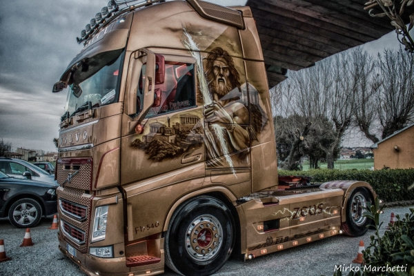 #Zeus on the road... by #ArteKaos