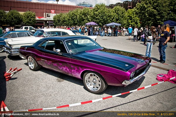 Chally with CustomPaint III by AmericanMuscle