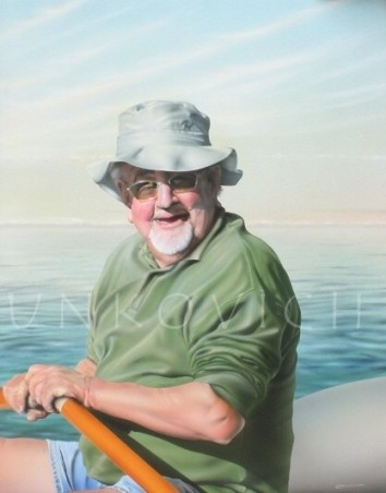 Colin Unkovich New Zealand Airbrush Artist
