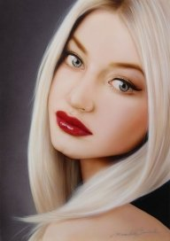 Portrait - Airbrush Artwoks
