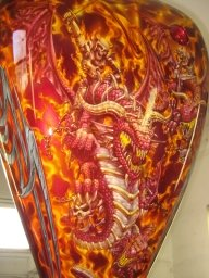 Airbrush Gallery Mike Learn - Top Airbrush Artwork on the Web