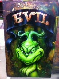Ryan Ryno Templeton - Photos | Facebook - Airbrush Artwoks