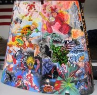 Superheroes Hood  - Favorite Art