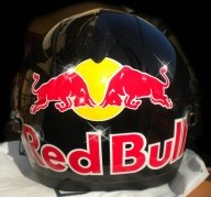 RED BULL - Airbrush Artwoks