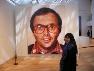 Chuck Close - Favorite Art
