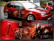 CARS TRUCKS  by Obsn - Airbrush Artwoks