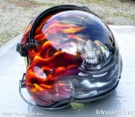 Flight Paramedic  - Kustom Airbrush