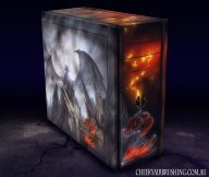 Guildwar computer case - Cheekyairbrushing com au