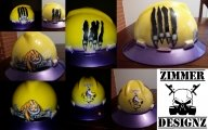 LSU hard hat - Hard Hats