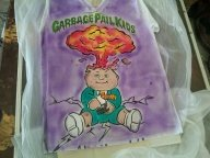 garbage pail kids  - trife gang clothing