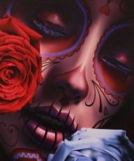 Airbrush Art by Daniel Esparza - Favorite Art