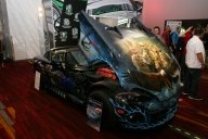 Top 10 Craziest Paint Jobs of SEMA - Airbrush Artwoks