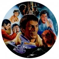 Star Trek: The Search for Spock by SteveStanleyArt - Favorite Art
