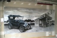 Inside , on a Garage wall  - Airbrush Murales