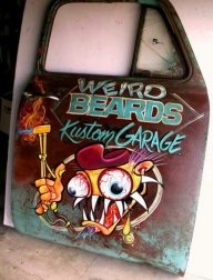 Ahahah great sign! - Kustom Airbrush