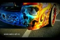 Airbrush Tuning Video - Tuning Cars Airbrush