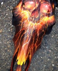 Dark and stop - Top Airbrush Artwork on the Web