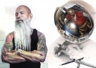 Awesome Man! http://www.justairbrush.com/airoilandlead - Airbrushing and Custom paint - Photorealism