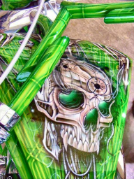 Airbrush full paint job - Kustom Airbrush