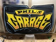 PHILS  - Airbrush Garage