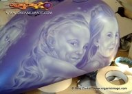 Airbrush Art  - Creative Learning