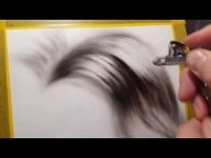 Keep it Simple! 20 minutes to Airbrushing Better Hair - Airbrush Videos