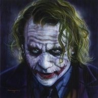 The Joker Painting by Tim Scoggins  - Creative Posters