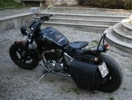 rock bobber - my custom machines
