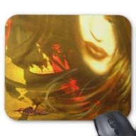 Beautiful Vision - Mousepad, official Merchandise by ArteKaos - Official Merchandise