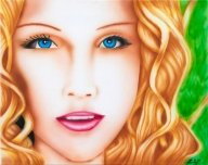 """my wife airbrushed portrait  #airbrush #aerografia  clicca """"mi piace"""" qui https://www.facebook.com/pages/Lucky-Art/485325771531476 - Airbrush Artwoks"""